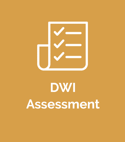 DWI Assessment and Classes
